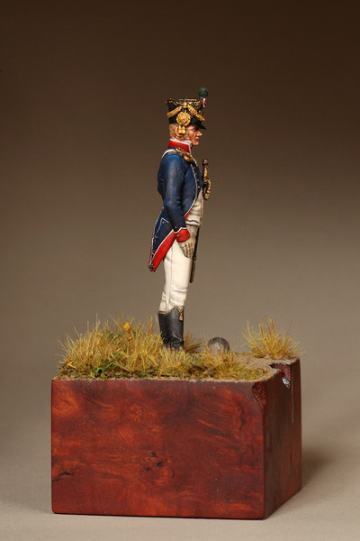 Figures: Tirailleur - chasseur, Young Guards, France 1812, photo #4