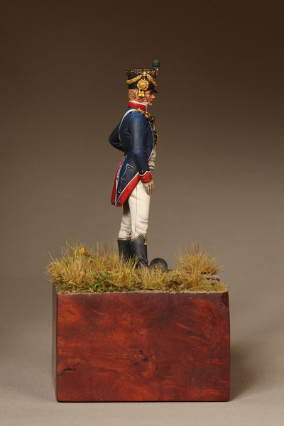 Figures: Tirailleur - chasseur, Young Guards, France 1812, photo #5