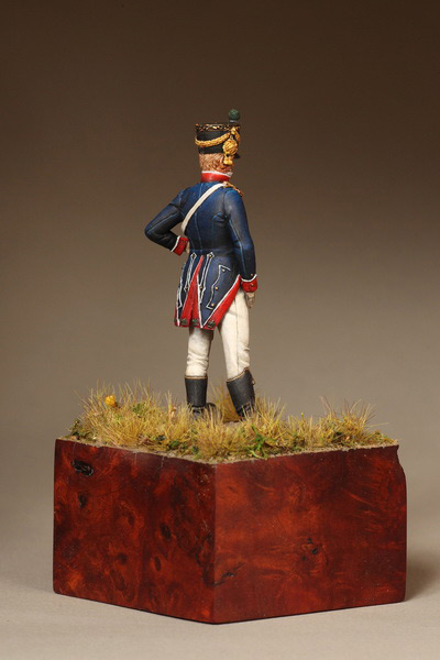 Figures: Tirailleur - chasseur, Young Guards, France 1812, photo #6