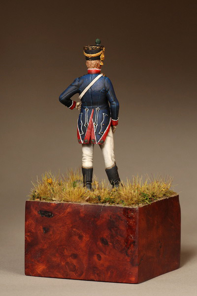 Figures: Tirailleur - chasseur, Young Guards, France 1812, photo #7