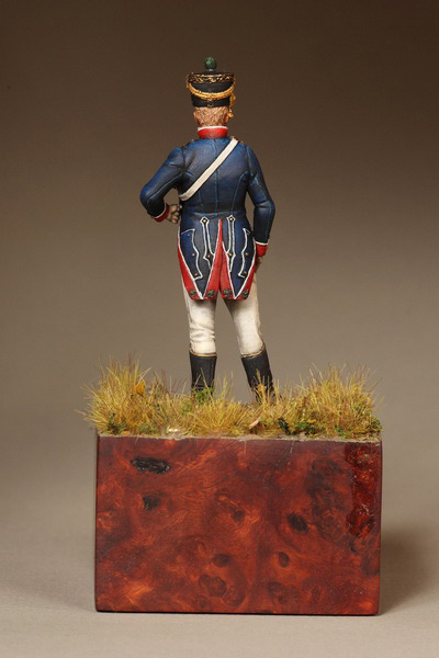 Figures: Tirailleur - chasseur, Young Guards, France 1812, photo #8