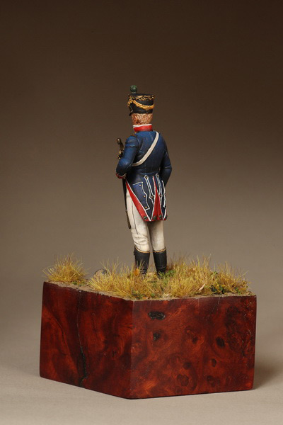 Figures: Tirailleur - chasseur, Young Guards, France 1812, photo #9