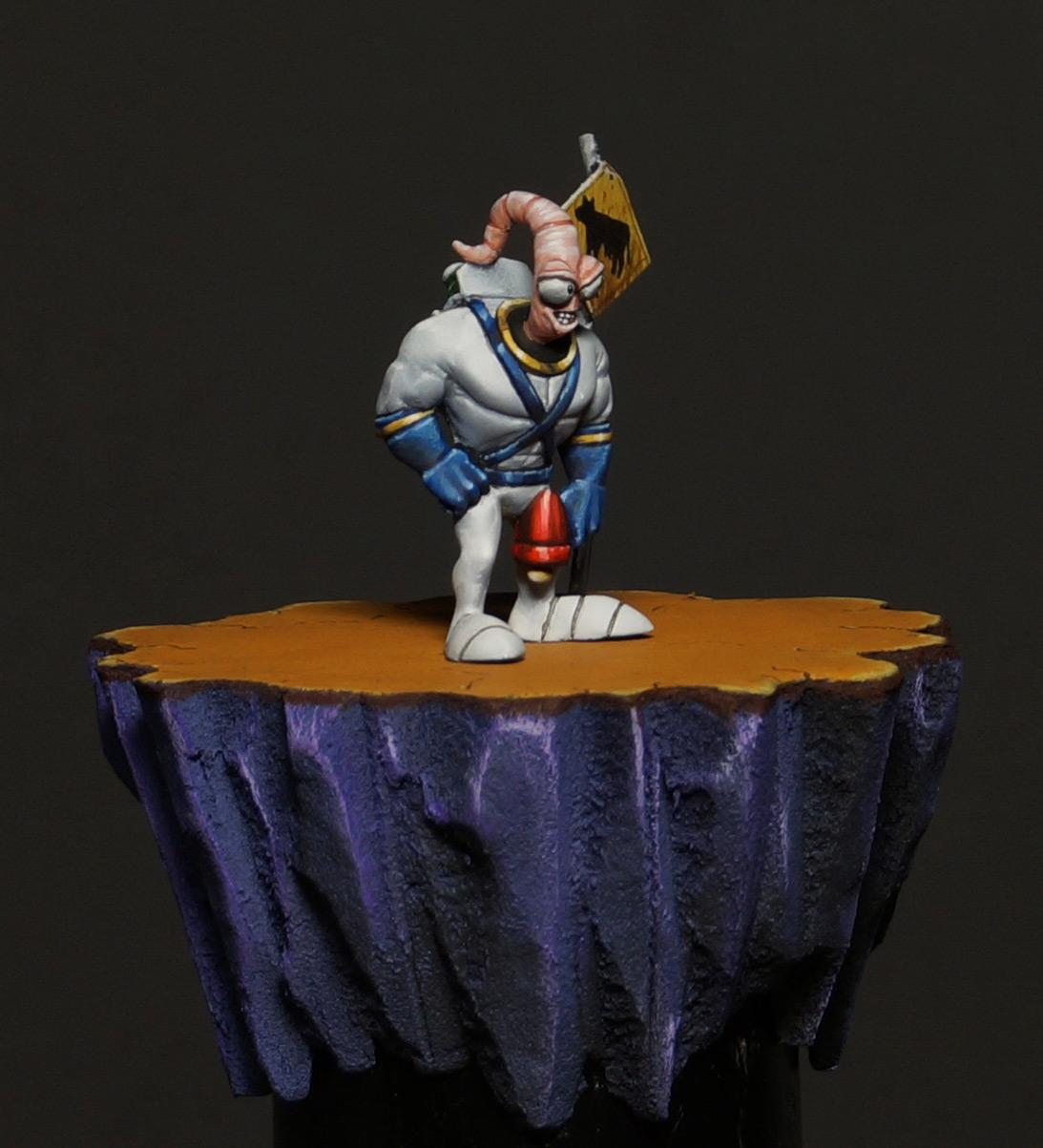 Miscellaneous: Earthworm Jim, photo #2