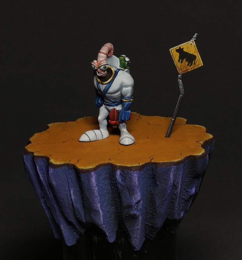 Miscellaneous: Earthworm Jim, photo #8