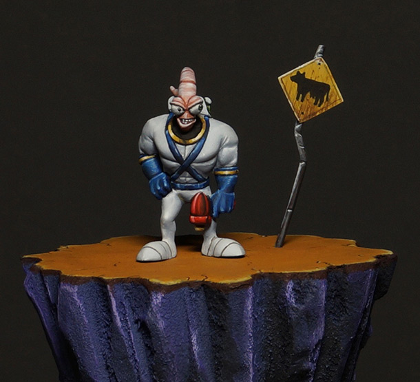 Miscellaneous: Earthworm Jim
