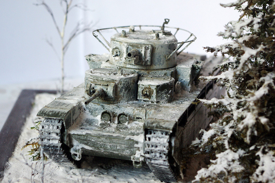 Dioramas and Vignettes: Legend of Red Army, photo #10