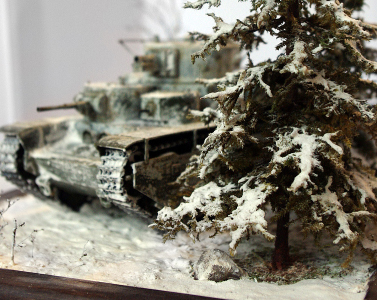 Dioramas and Vignettes: Legend of Red Army, photo #12
