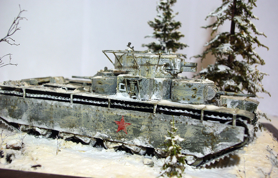 Dioramas and Vignettes: Legend of Red Army, photo #2