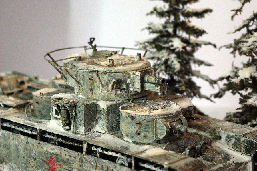 Dioramas and Vignettes: Legend of Red Army, photo #3