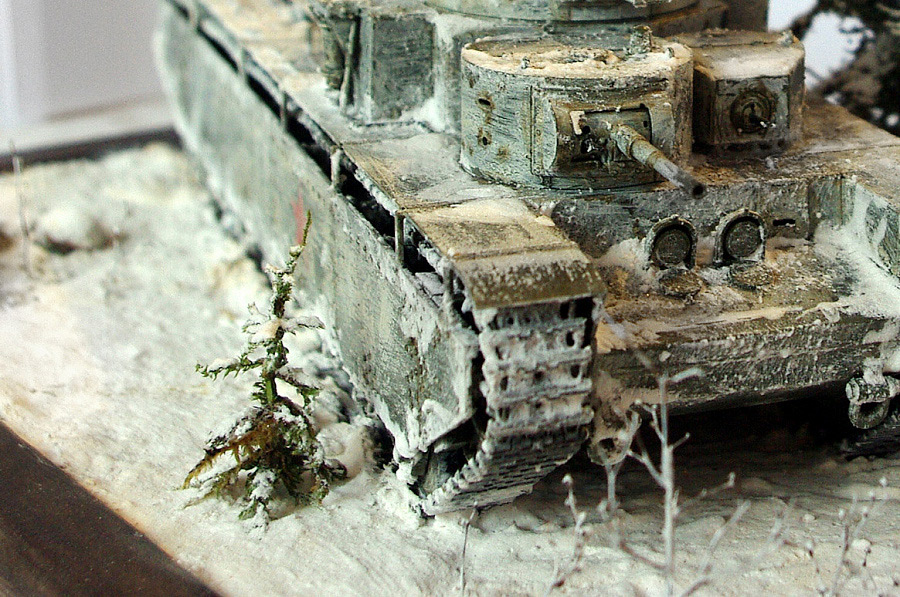 Dioramas and Vignettes: Legend of Red Army, photo #4