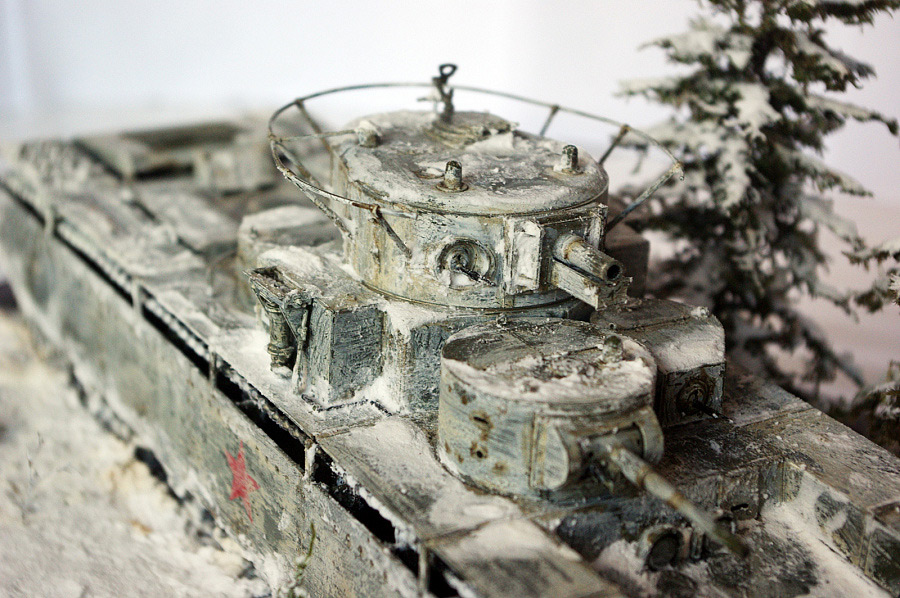 Dioramas and Vignettes: Legend of Red Army, photo #8