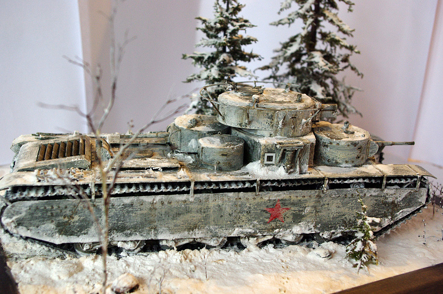 Dioramas and Vignettes: Legend of Red Army, photo #9