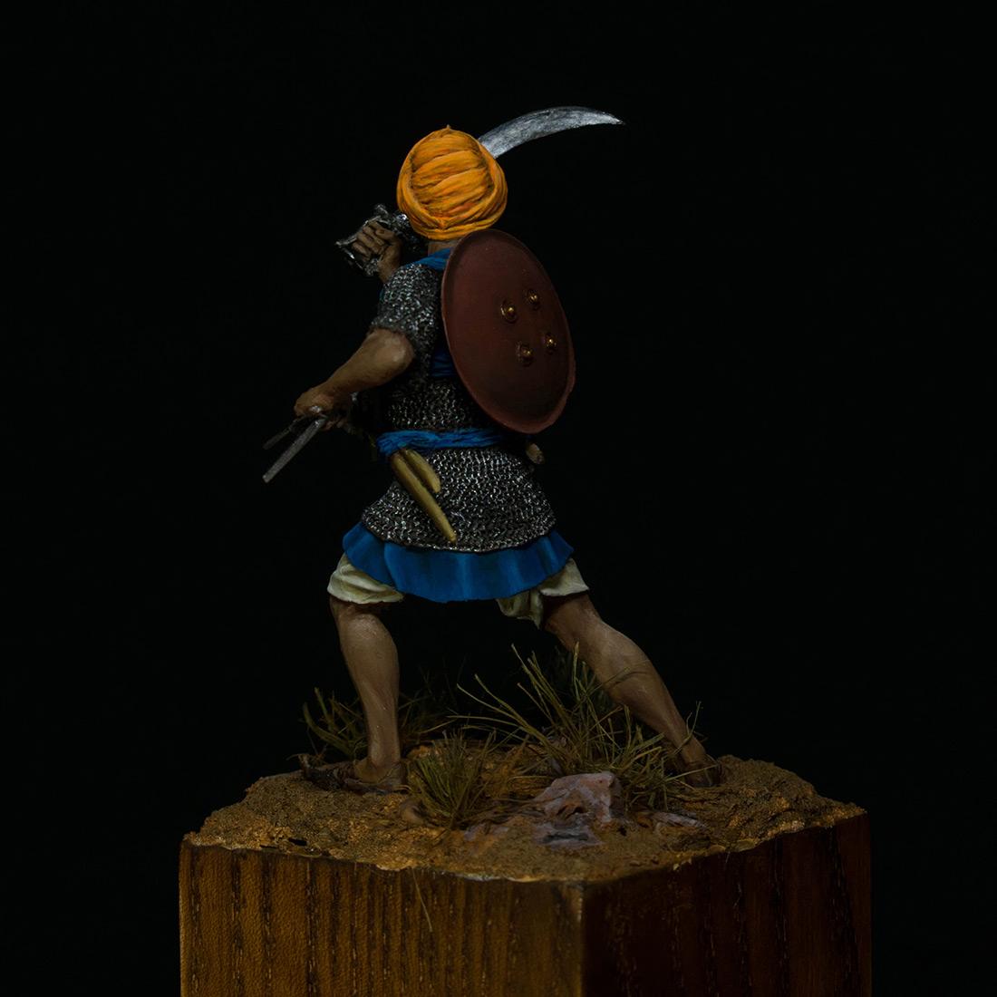 Figures: Sikh warrior, photo #4