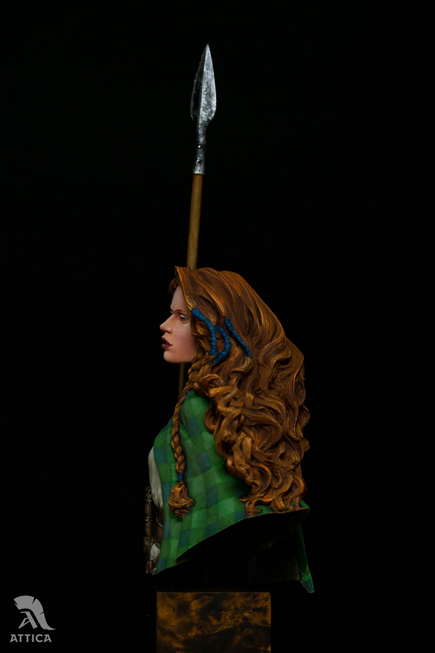 Figures: Boudicca, photo #3