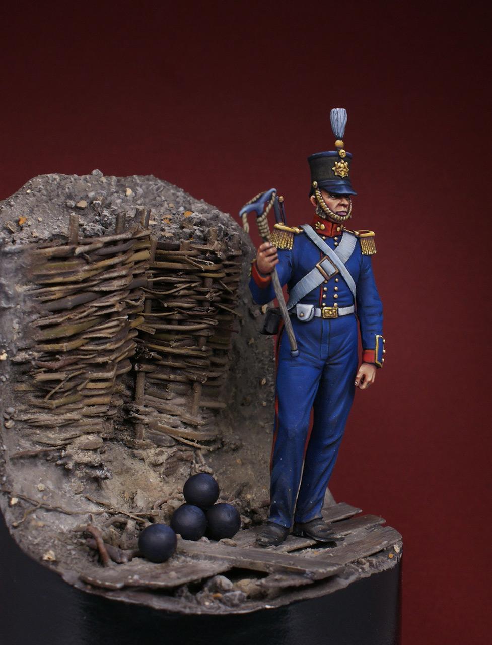 Figures: Gunner, photo #2