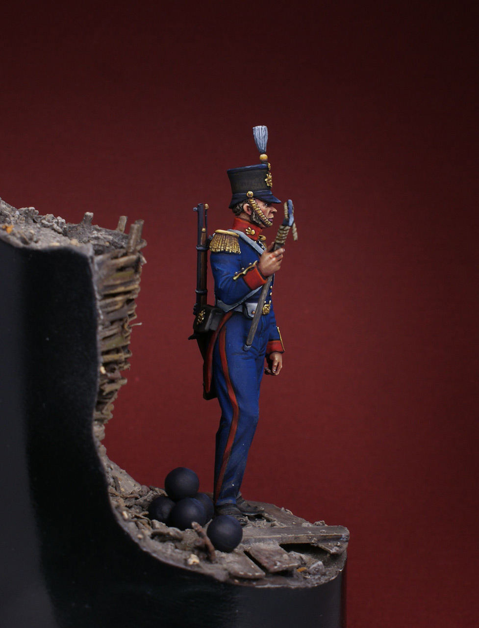 Figures: Gunner, photo #3