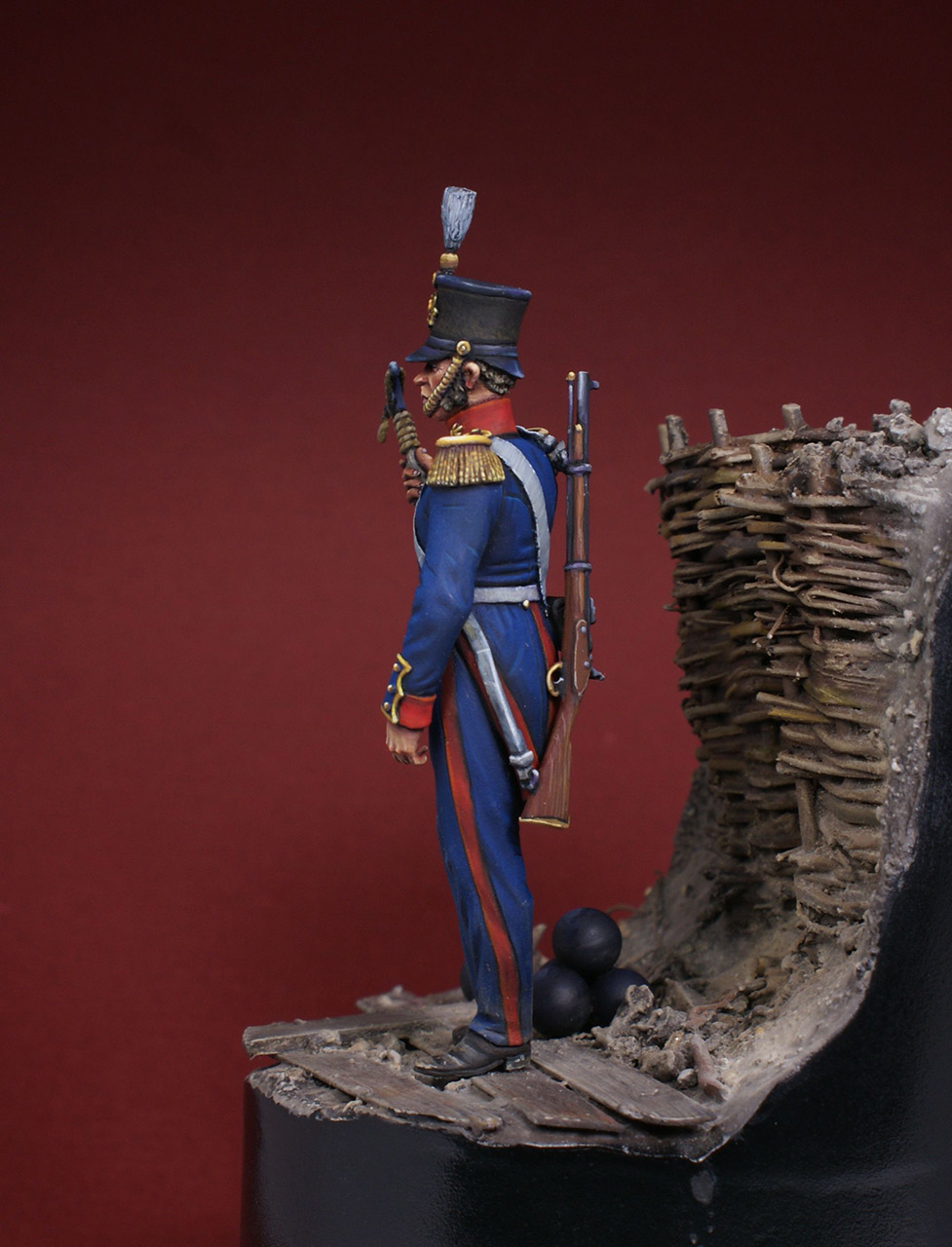 Figures: Gunner, photo #5