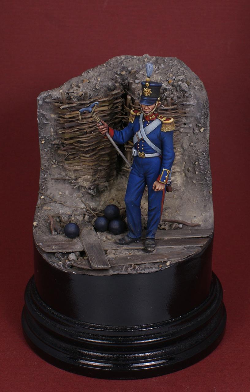 Figures: Gunner, photo #9