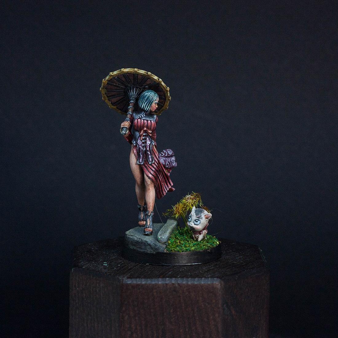 Miscellaneous: Lady Dragon, photo #2