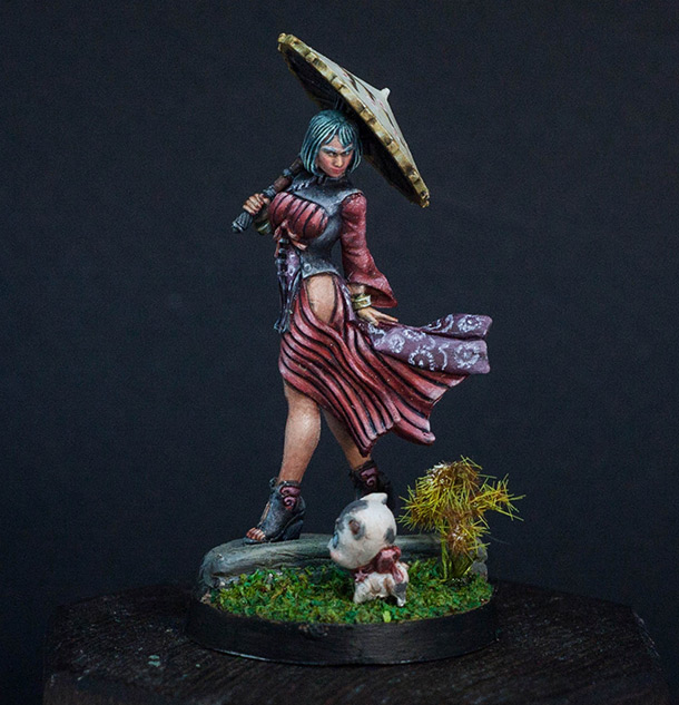 Miscellaneous: Lady Dragon