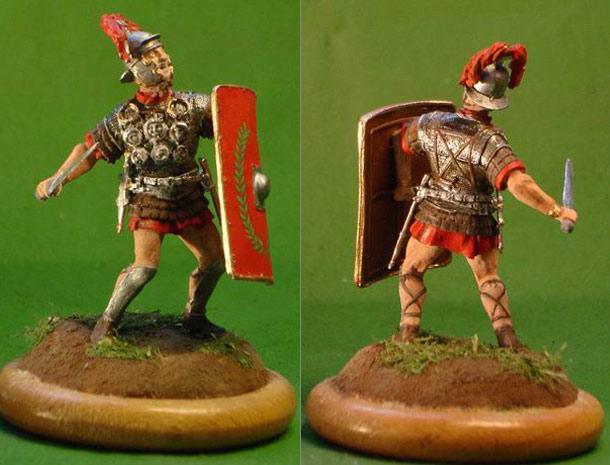 Figures: Centurion