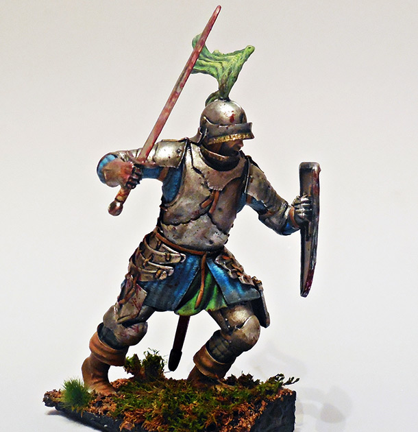 Figures: Gruenewald, 1410