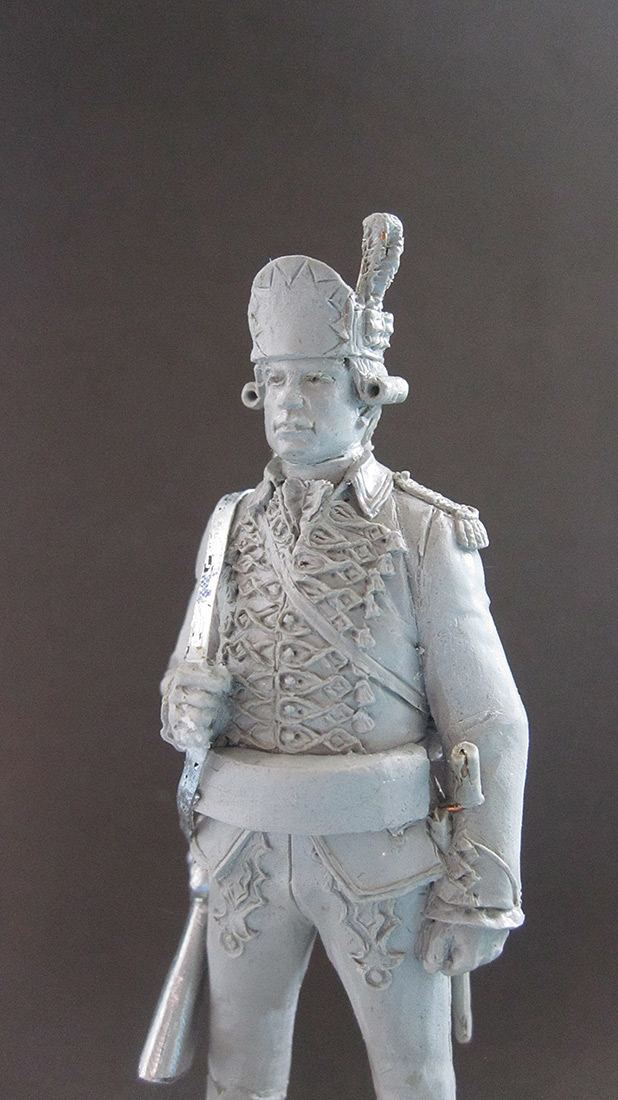 Sculpture: Chasseur, 1770, photo #5