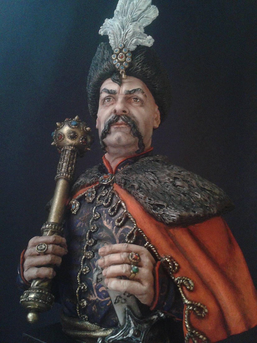 Figures: Bogdan Khmelnitsky, photo #10