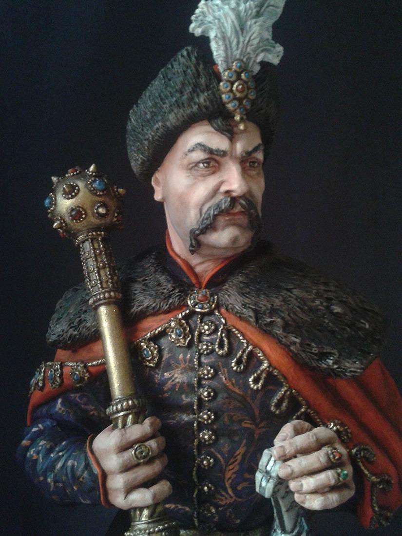 Figures: Bogdan Khmelnitsky, photo #6