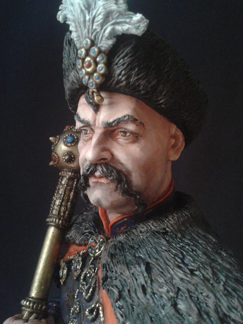 Figures: Bogdan Khmelnitsky, photo #7
