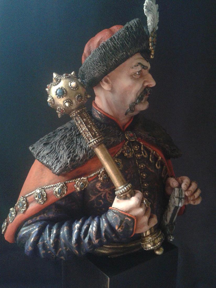 Figures: Bogdan Khmelnitsky, photo #8