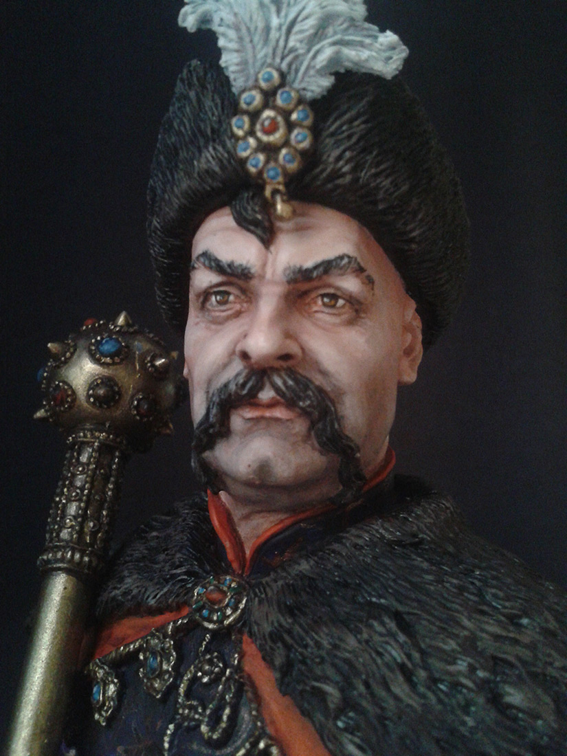 Figures: Bogdan Khmelnitsky, photo #9