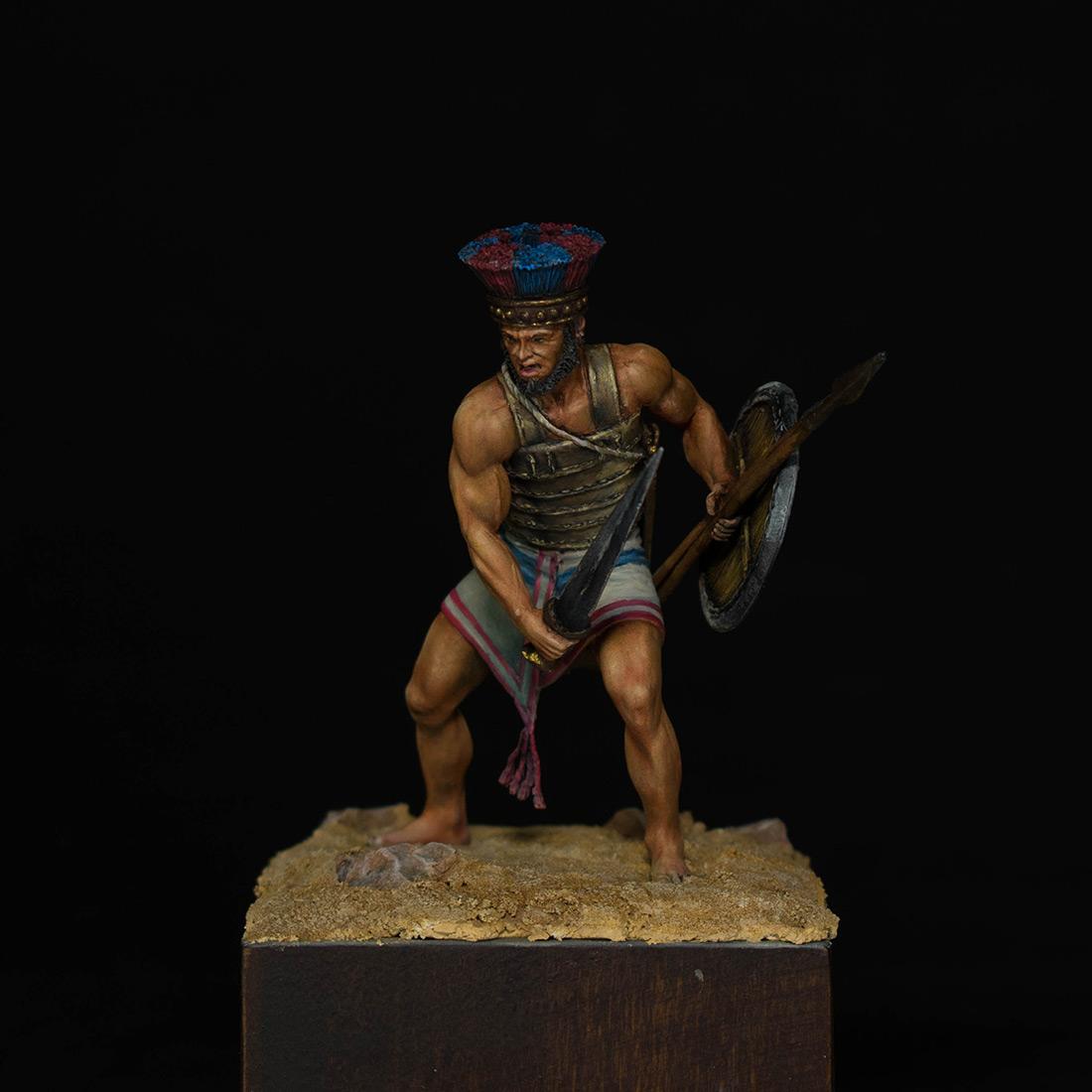 Figures: Ancient warriors, photo #1