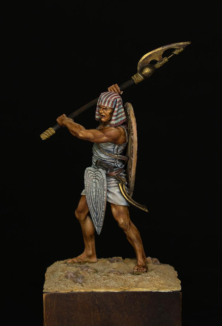 Figures: Ancient warriors, photo #11