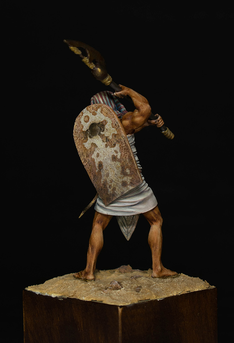 Figures: Ancient warriors, photo #14