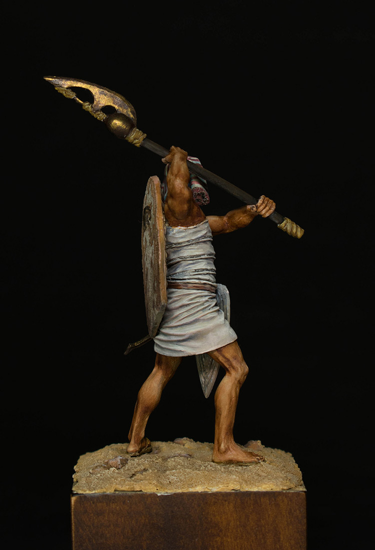 Figures: Ancient warriors, photo #15