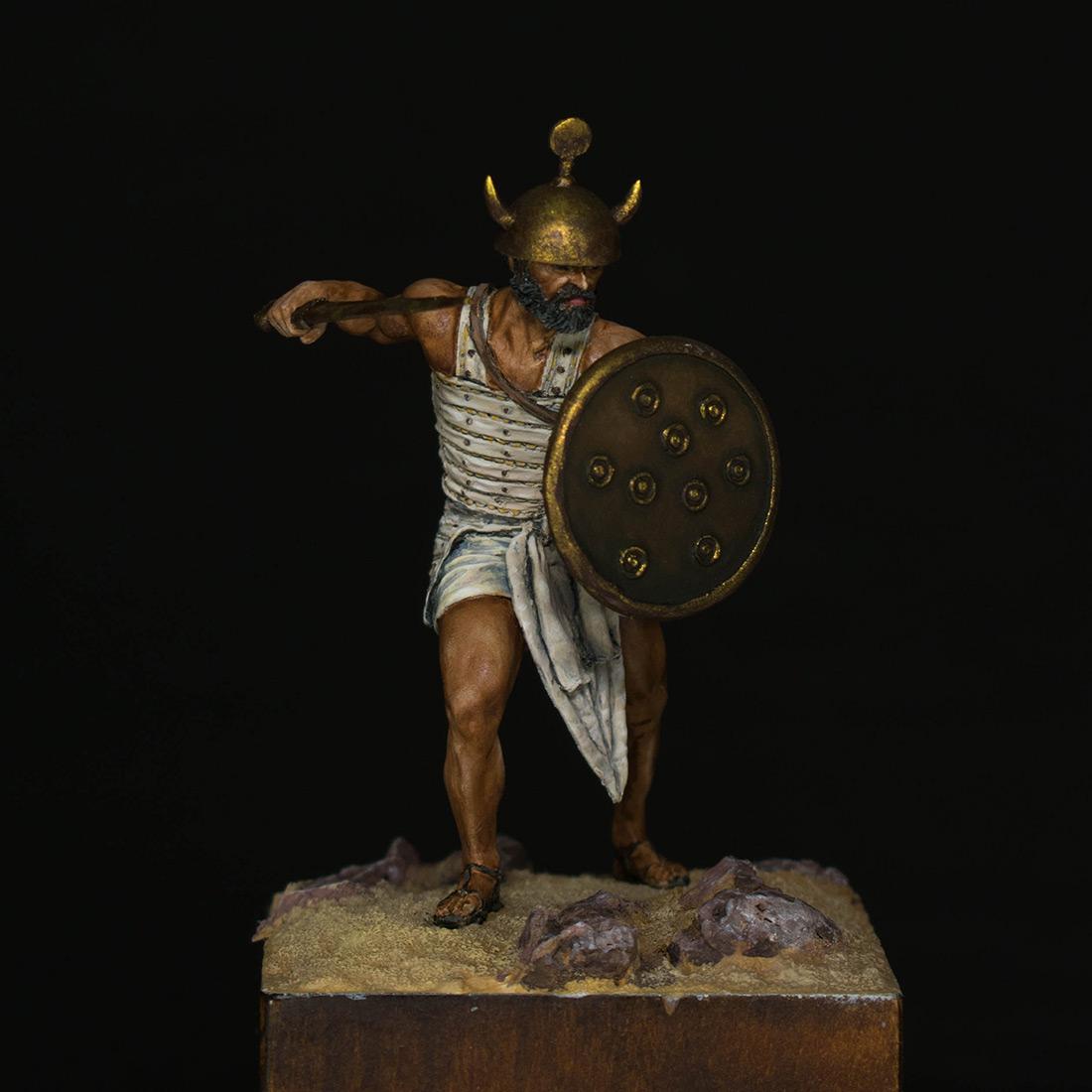 Figures: Ancient warriors, photo #17