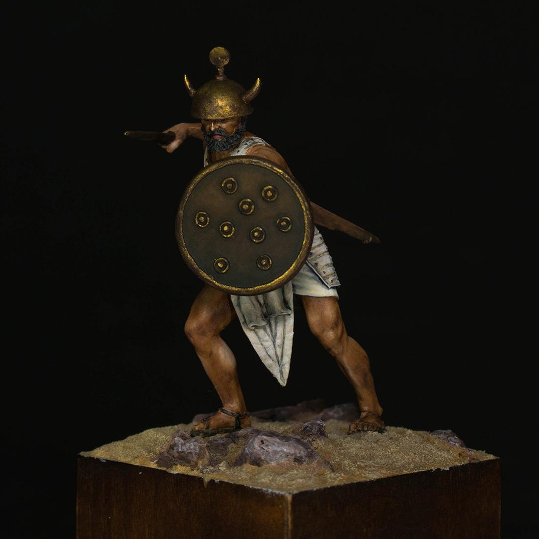 Figures: Ancient warriors, photo #18
