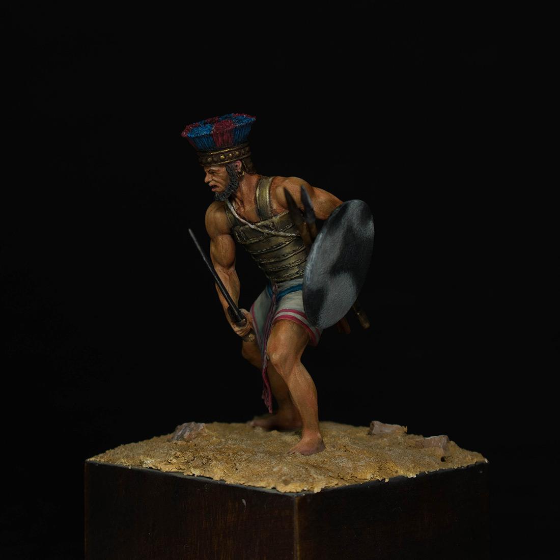 Figures: Ancient warriors, photo #2