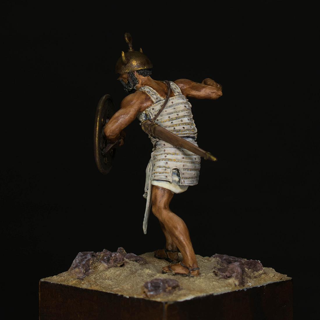 Figures: Ancient warriors, photo #20