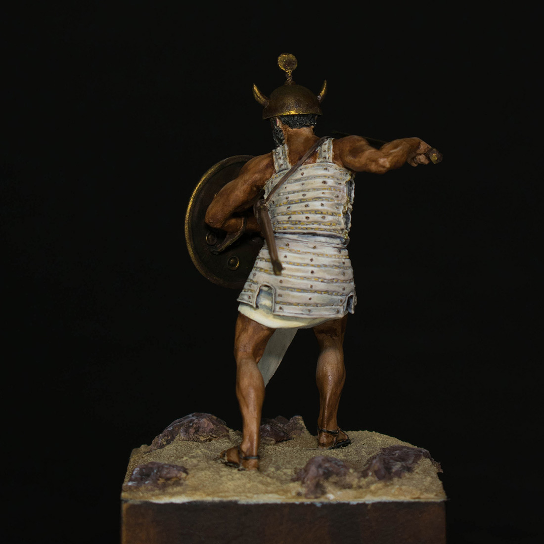 Figures: Ancient warriors, photo #21
