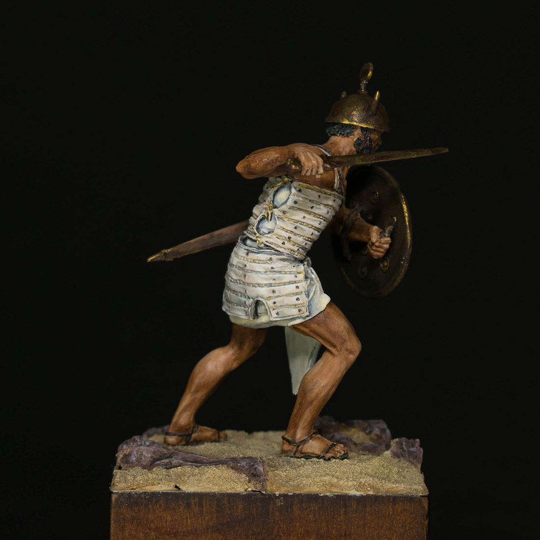 Figures: Ancient warriors, photo #23