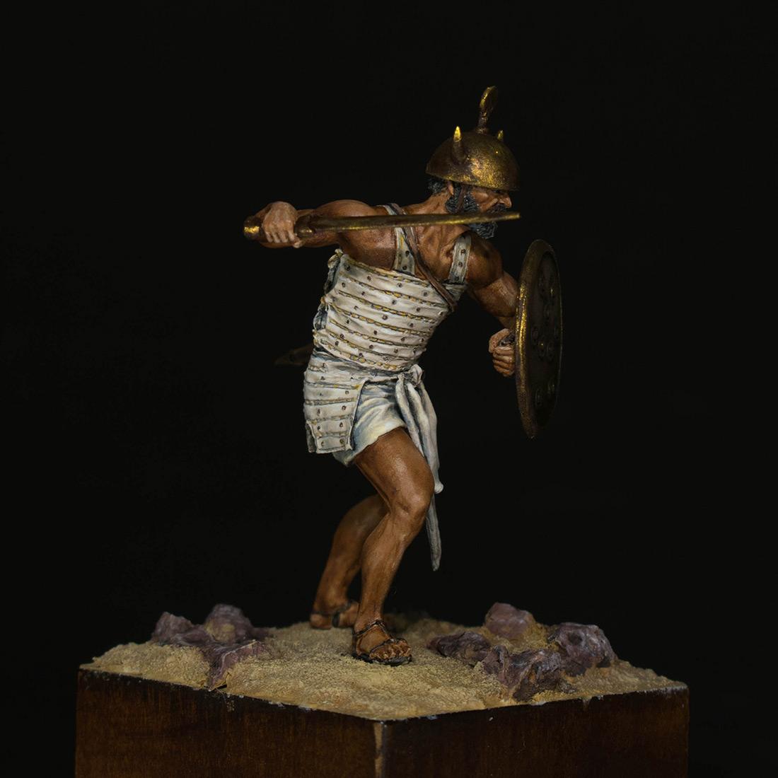 Figures: Ancient warriors, photo #24
