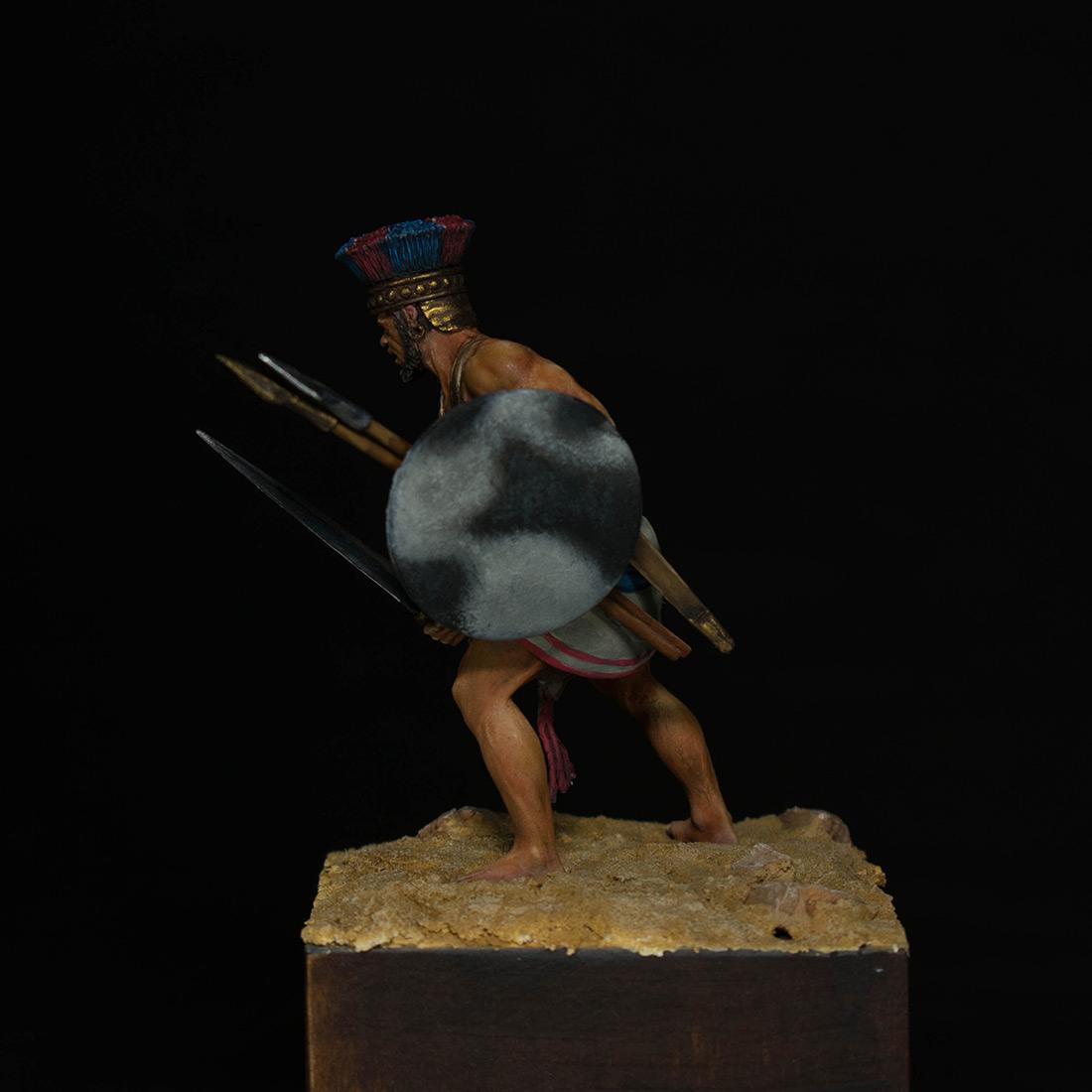 Figures: Ancient warriors, photo #3