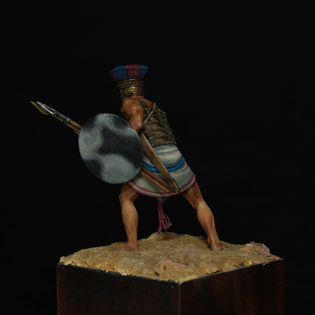 Figures: Ancient warriors, photo #4