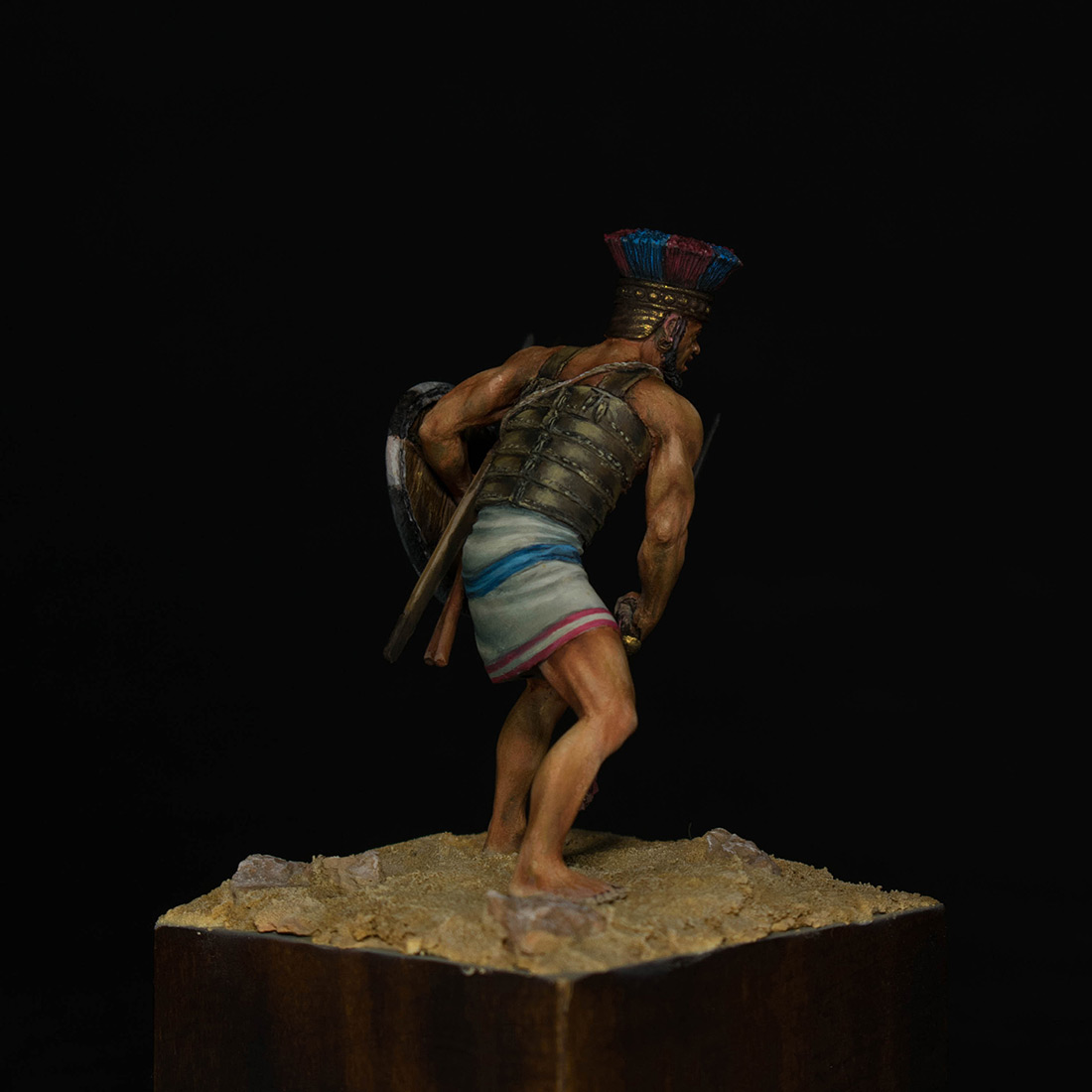 Figures: Ancient warriors, photo #6