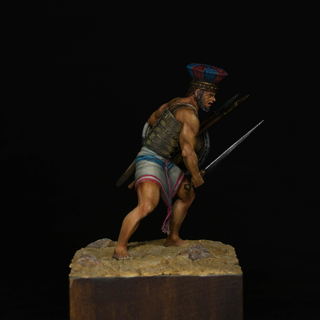 Figures: Ancient warriors, photo #7