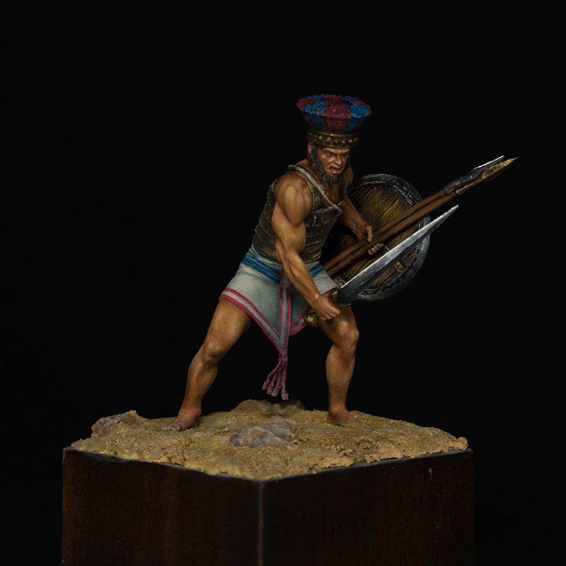 Figures: Ancient warriors, photo #8