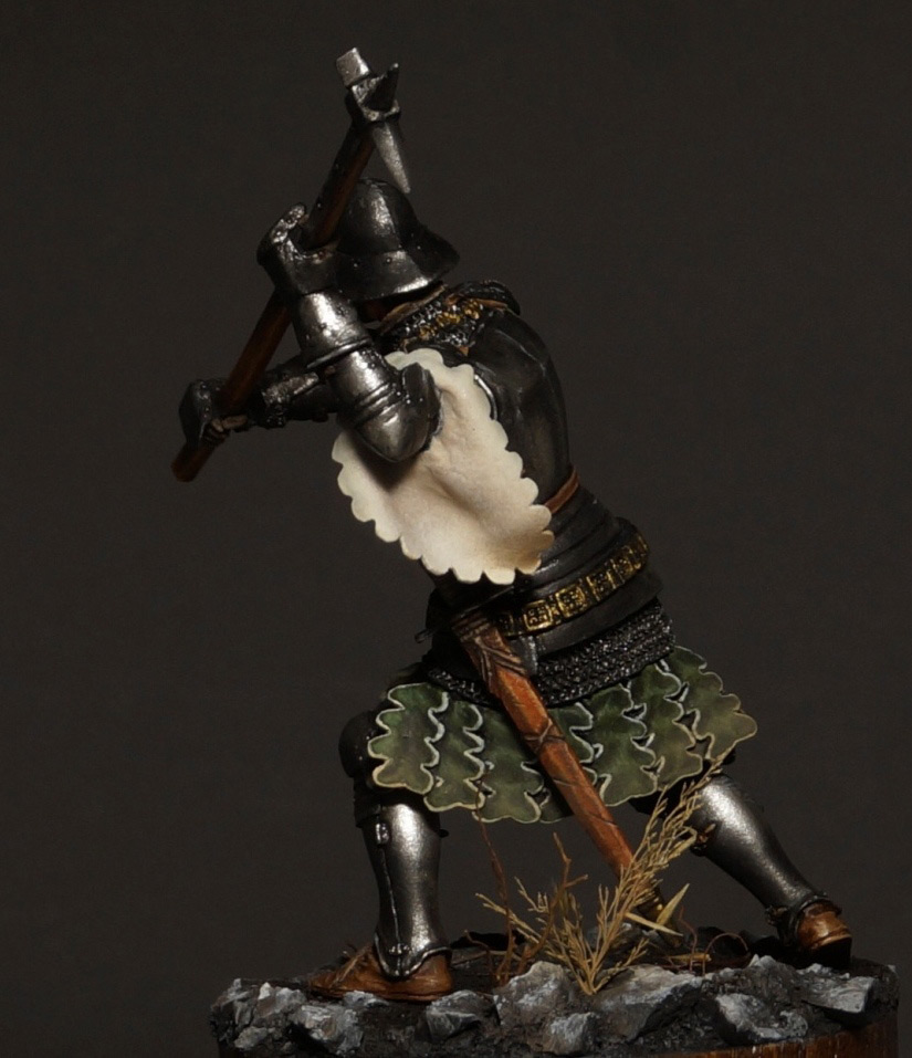 Figures: Knight, 15th cent., photo #5