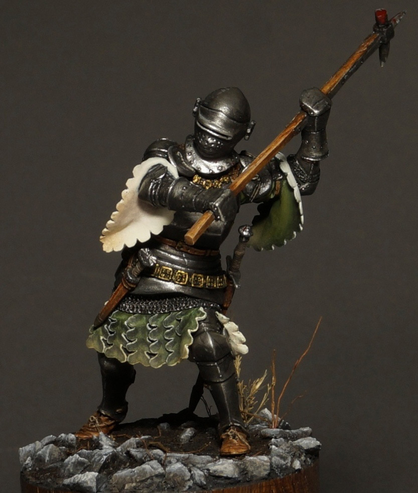 Figures: Knight, 15th cent., photo #8